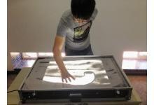 承接公司团建项目多人陶艺,沙画,素描绘画DIY