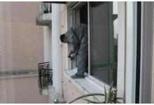 铝合金不锈钢门窗和阳台防盗网制作安装服务
