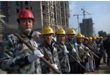 建筑劳务服务